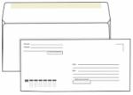 Конверт белый, Е65 (110*220), клей декстрин, подсказ «кому-куда»