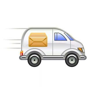 доставка конверты