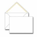 Конверт белый С5 (162*229 мм)  треугольный клапан, клей декстрин.